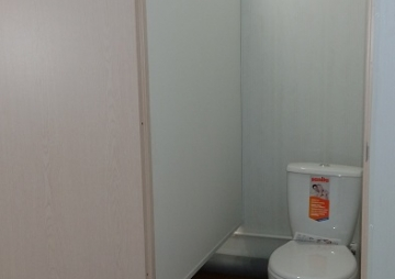 Туалетный модуль унитаз