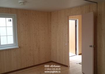 Дачный дом комната