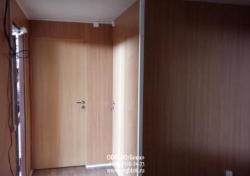 Вагон-бытовка 2 комнаты