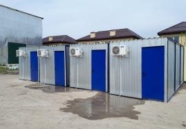 Блок-контейнер 6х2.5м