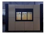 Торговый павильон 4х2,5х3м