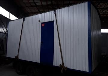 Блок-контейнер дверь