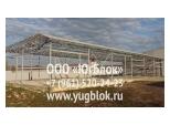 Ангар  от 4 000 рублей/кв.м